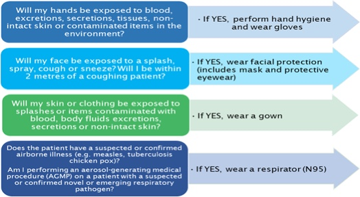 PPE When and What to Use